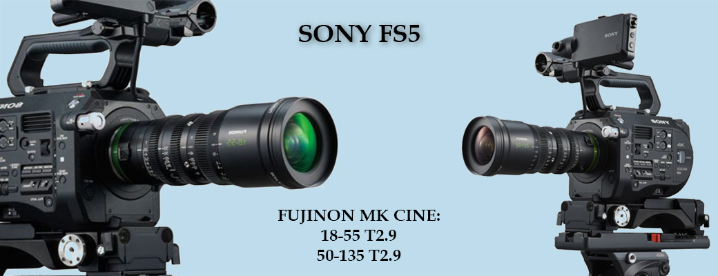 Sony FS5 Kit
