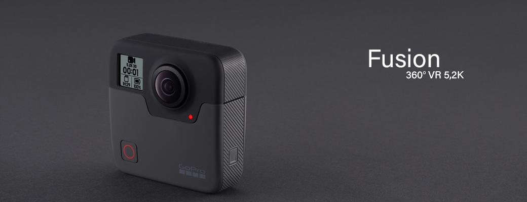 GoPro Hero Fusion